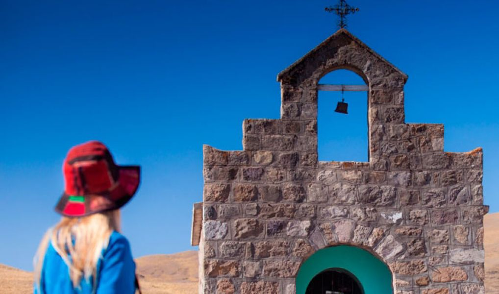 El calendario turístico de Semana Santa en Salta incluye más de 100 actividades religiosas.