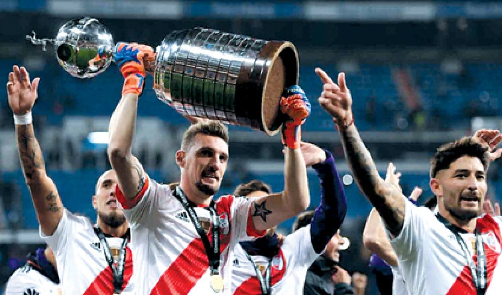 """El  """"1"""" del """"Millonario"""" haría su reaparición mañana. Fue convocado por Gallardo y hoy llegará a la Linda para el duelo de Copa Argentina."""