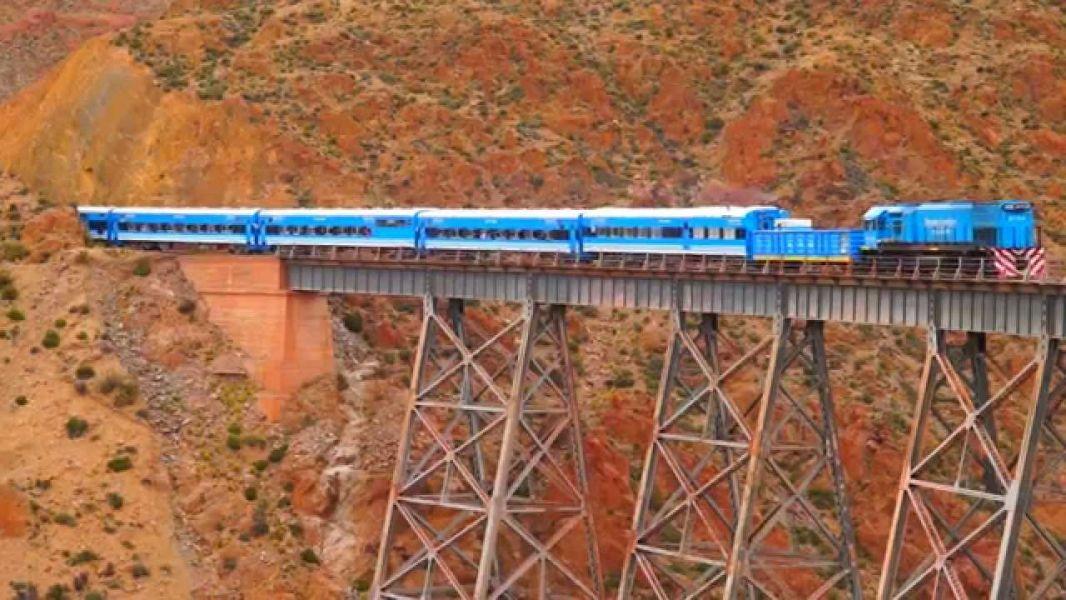 El Tren a las Nubes uno de los elegidos por los turistas.