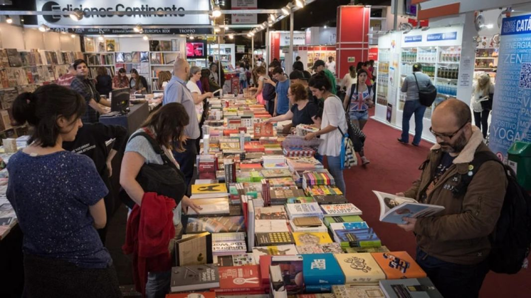 La Feria Internacional del Libro de Buenos Aires abrirá sus puertas desde el jueves 25 de abril hasta el lunes 13 de mayo, en la Rural.