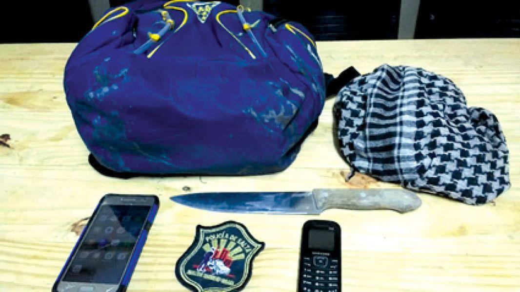 El robo de una vivienda en Orán fue esclarecido por la Policia. Ocurrió en un inmueble de barrio Taranto.