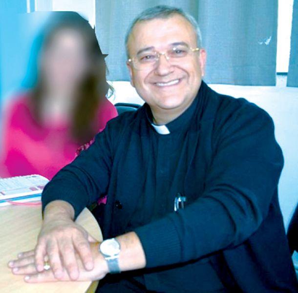 El denunciado José Carlos Aguilera fue beneficiado con arresto domiciliario en el caso que se le sigue por abuso sexual.