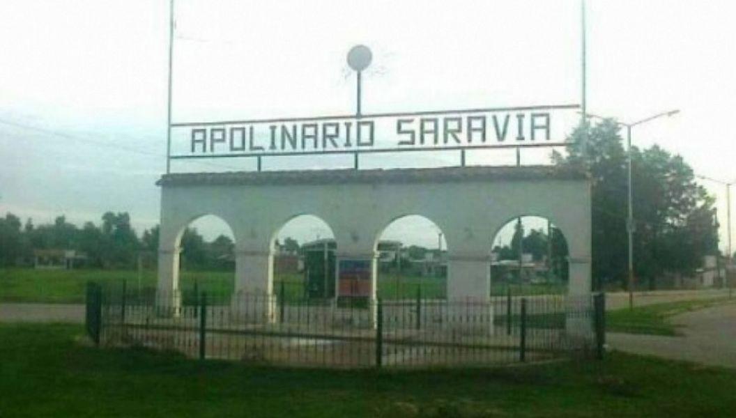 El terreno en disputa de familias se encuentra en el pueblo de Apolinario Saravia.