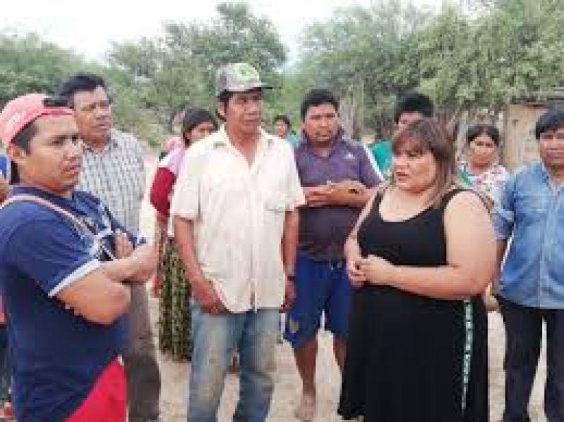 Edith Cruz, Ministra de Asuntos Indígenas y Desarrollo Social. Foto archivo Nuevo Diario.