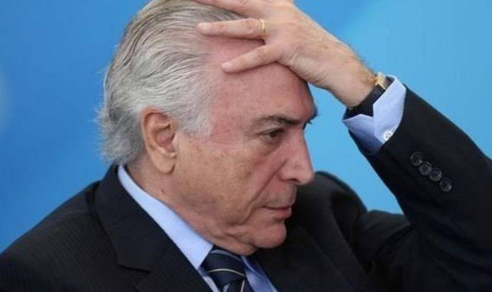 El ex presidente Michel Temer se entregará mañana, según informó su abogado Eduardo Carnelós.