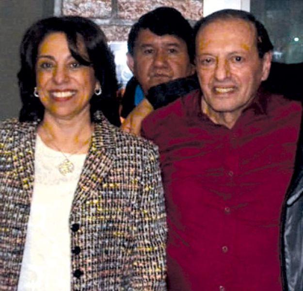 Víctor Claros y Graciela Morales   asumen como rector y vicerectora.