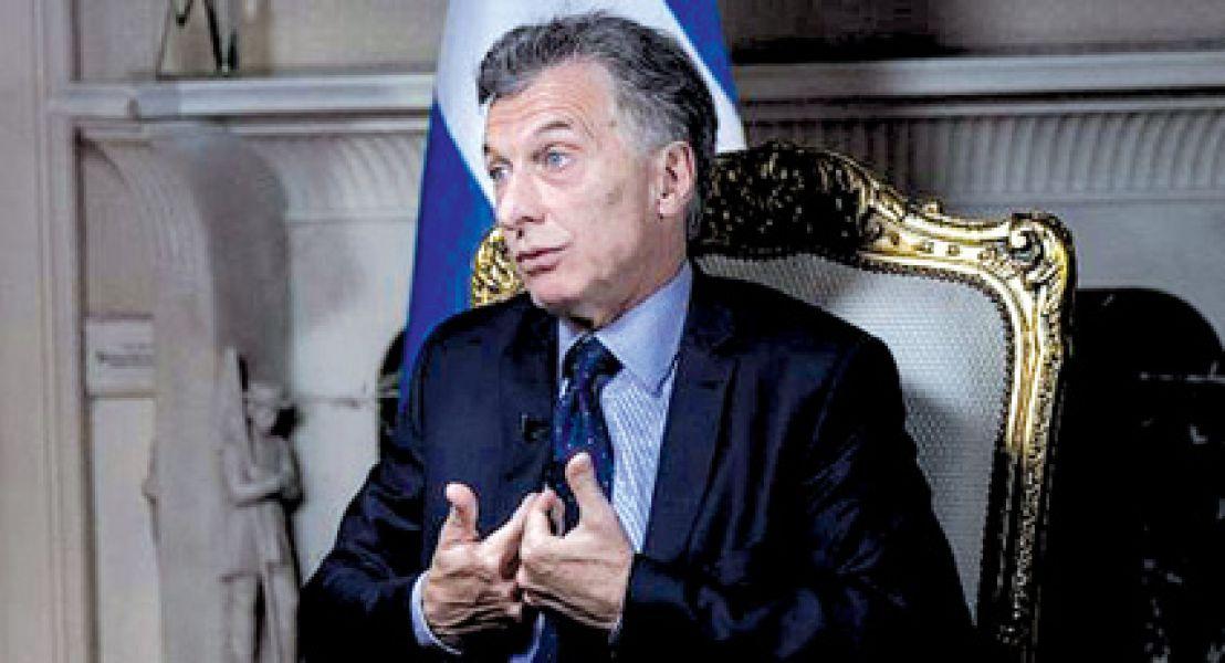 Mauricio Macri felicitó a las fuerzas de seguridad por la rápida detención de los autores del ataque.