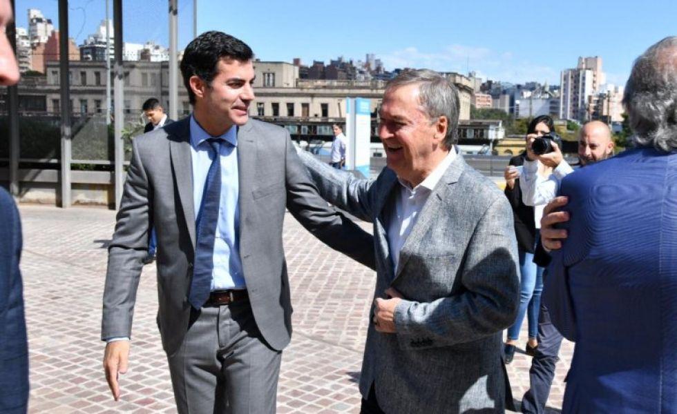 """""""Schiaretti tendrá un """"rol central"""" a la hora de definir la estrategia electoral del Peronismo no K"""", dijo Urtubey sobre las elecciones en Córdoba."""