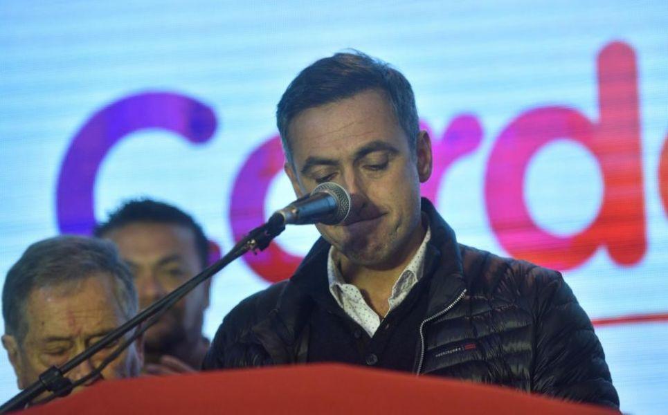 Ramón Mestre quedó tercero en Córdoba, detrás de Negri. Incluso, se ubicó lejos de su candidato a intendente.