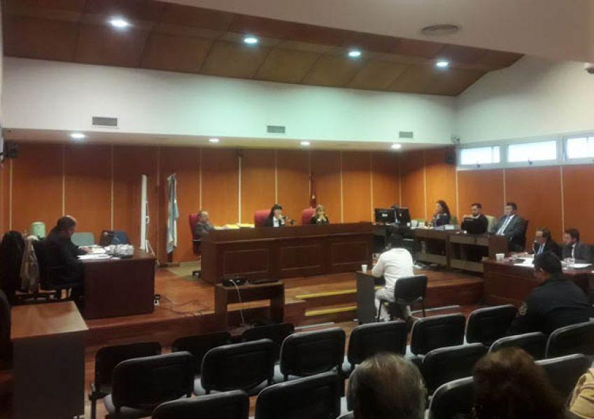El juicio al ex policía Mario Condorí, acusado del homicidio de Cintia Fernández, es seguido a nivel nacional por ser un caso emblemático.
