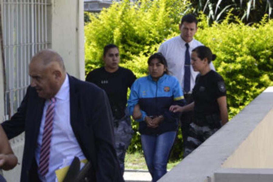 Yamila Pinedo asfixió manualmente a la anciana en enero de este año en un domicilio de Vicente López al 600.