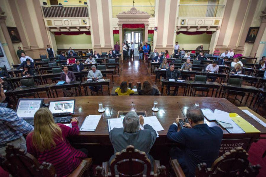 Sesiona en la fecha la Cámara baja a partir de las 16.