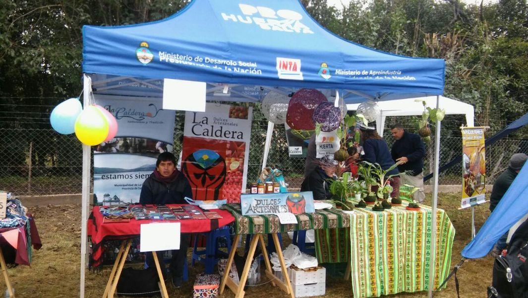 Los horticultores uno de los sectores con el que trabaja el INTA en Salta.