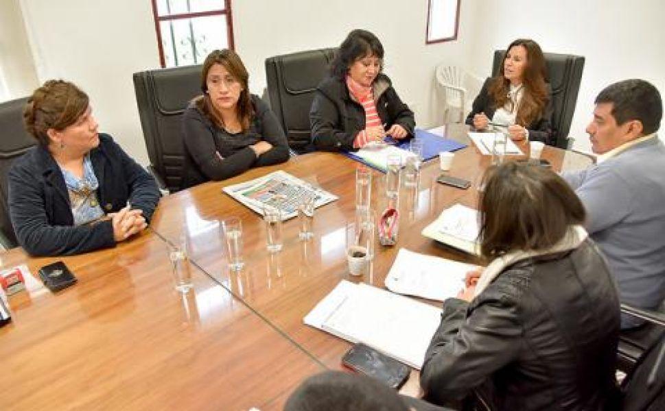"""La reunión en el CD de """"Concejales por un día se realizará hoy a partir de las 10 de la mañana."""