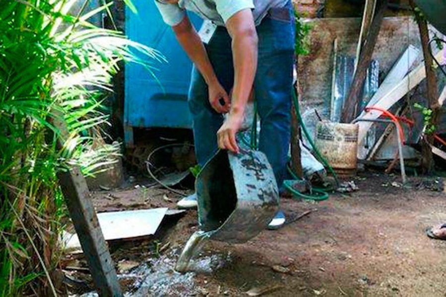 Se solicitó seguir con los trabajos de prevención del dengue ante la continuidad de las lluvias.