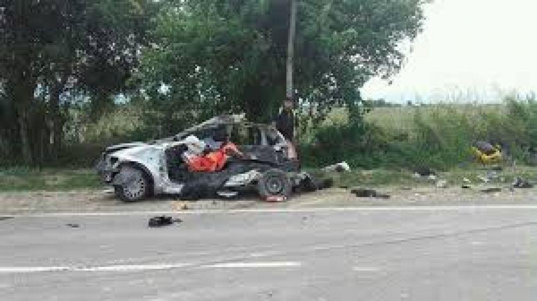 El accidente fatal ocurrió en diciembre de 2017 en ruta nacional 68. (Imag. Ilustrativa)