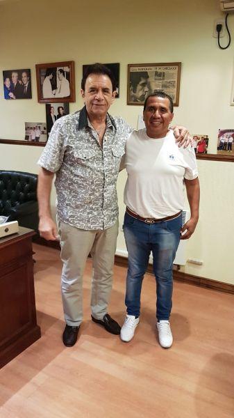 Victorio Cocco y Manuel Ibarra, secretarios en ATFA.