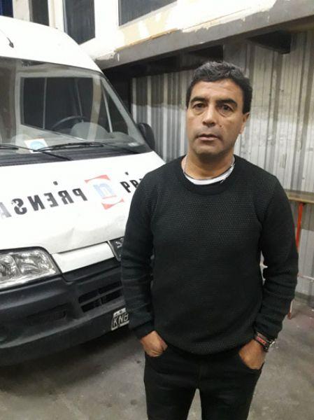 Marcelo Peñaloza, titular de la ASSEF.