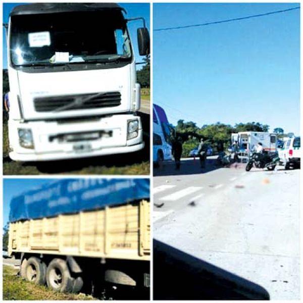 El gendarme fallecido en ruta 34  eleva a 52 las víctimas fatales en accidentes de tránsito en lo que va de 2019.
