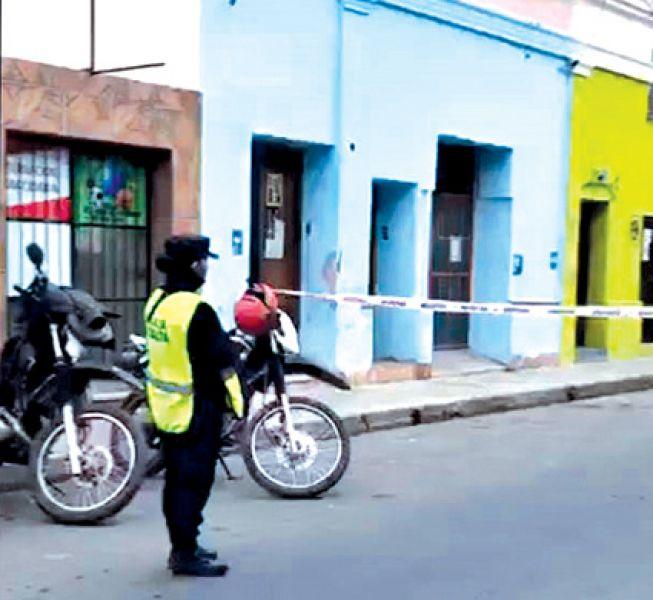 El hallazgo de los cuerpos fue alertado por el dueño del lugar.