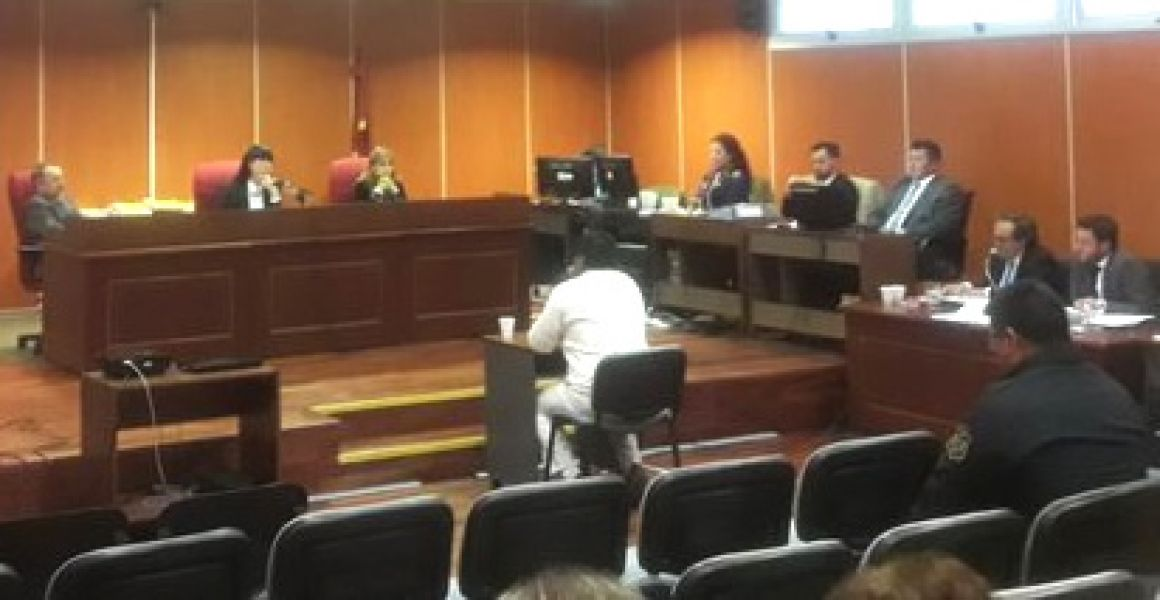 En la sexta jornada de juicio por el asesinato de Cintia Fernández, hubo testimonios del hallazgo del cuerpo y la autopsia.