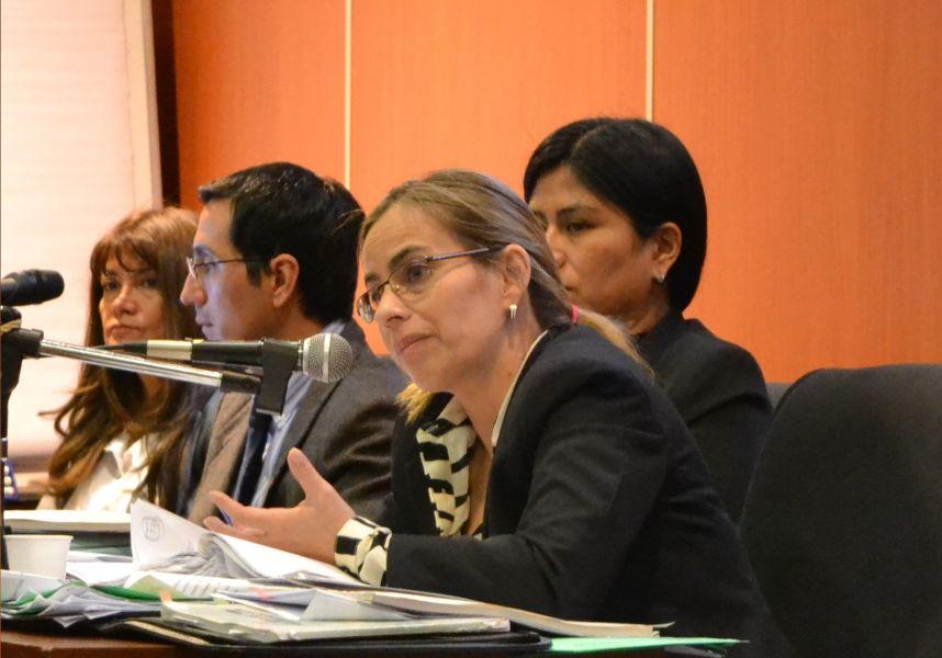 La fiscal de delitos económicos complejos, María Eugenia Guzmán devolvió la resolución al juez Bavio, quien había declarado la incompetencia parcial.