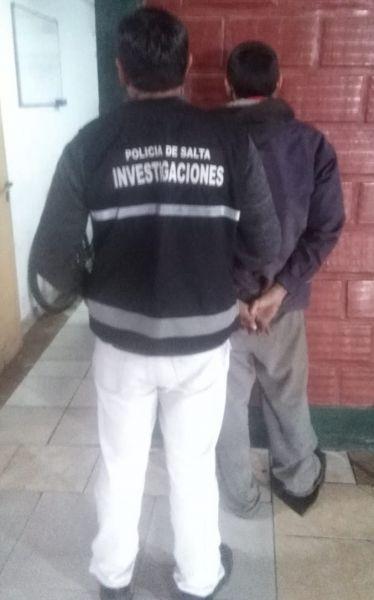 Daniel Aguilera volvió a la cárcel de Villa Las Rosas. Se había fugado cuando era trasladado al hospital San Bernardo.