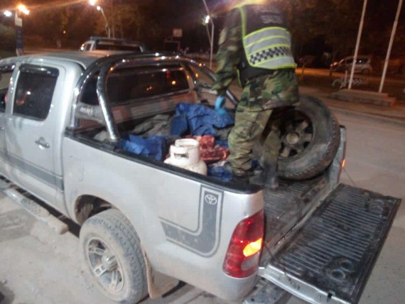 Los controles preventivos a vehículos en las rutas del NOA en el marco de la lucha contra el narcotráfico del Ministerio de Seguridad,
