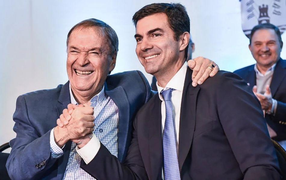 """Schiaretti y Urtubey reafirmaron el camino de Alternativa Federal: """"Hay una enorme demanda de una tercera vía""""."""