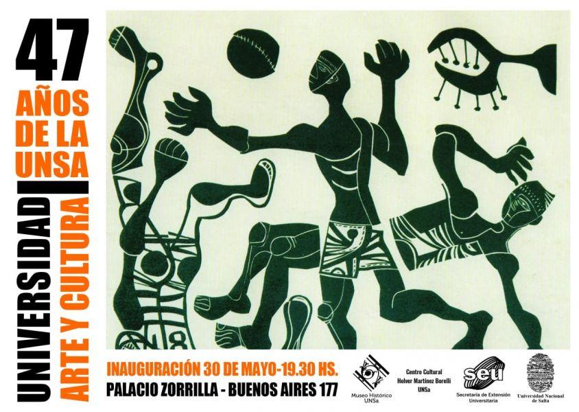 La historia de la UNSa puede leerse a través de sus políticas culturales, nunca ajena a los avatares del país y de la patria latinoamericana.