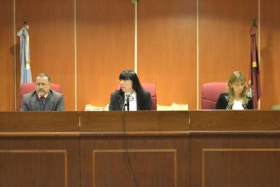 El Tribunal colegiado escucha las últimas testimoniales del juicio por Cintia Fernandez, que se lleva adelante contra Mario Condorí.