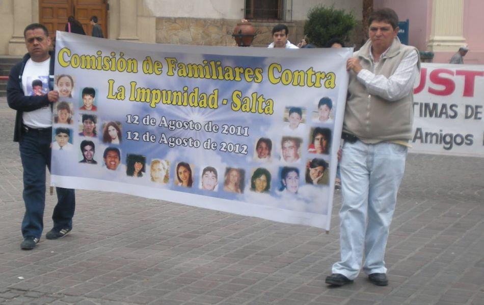 Durante el juicio por Cintia Fernández Imputaron a 4 testigos por falso testimonio La condena contra Mario Condorí será el jueves próximo.