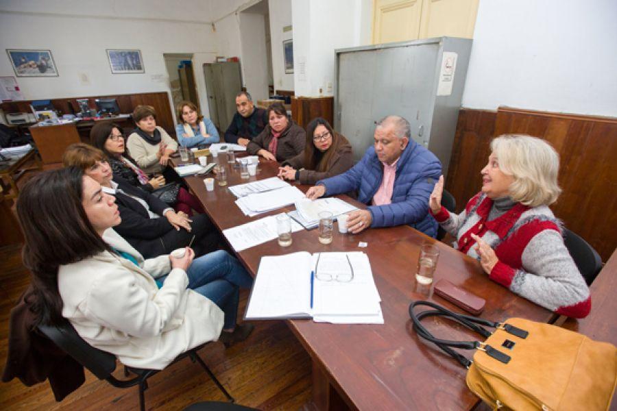 Desde la Comisión de Diputados van a solicitar al ministro de Seguridad, Carlos Oliver, que se garantice la seguridad de la jueza.