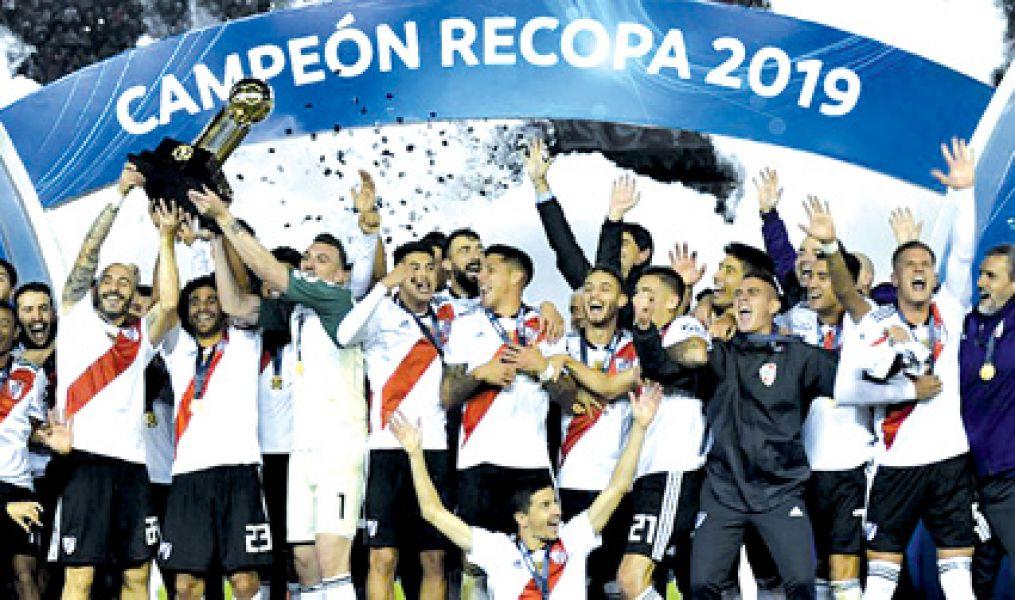 Otra Copa y van.. La vuelta será en Salta el 14 de julio