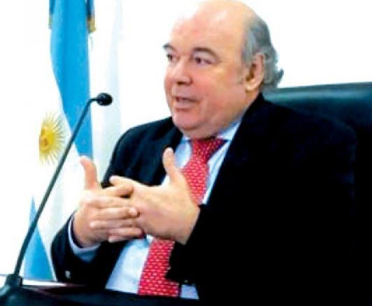 """""""El tema puntual en Salas, fue el amesetamiento y un detenimiento que así justificaba el cambio de fiscales"""", sostuvo Abel Cornejo."""