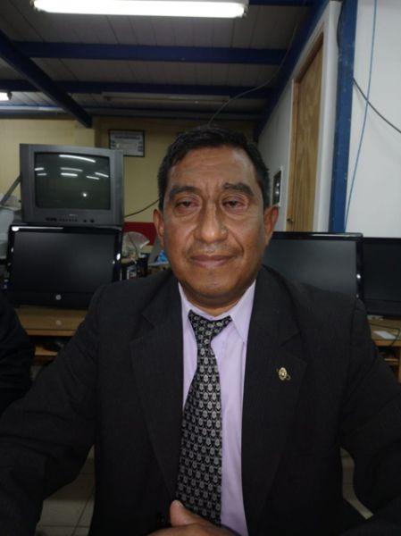 Rodolfo Serrano, presidente de la Fundación Azul.