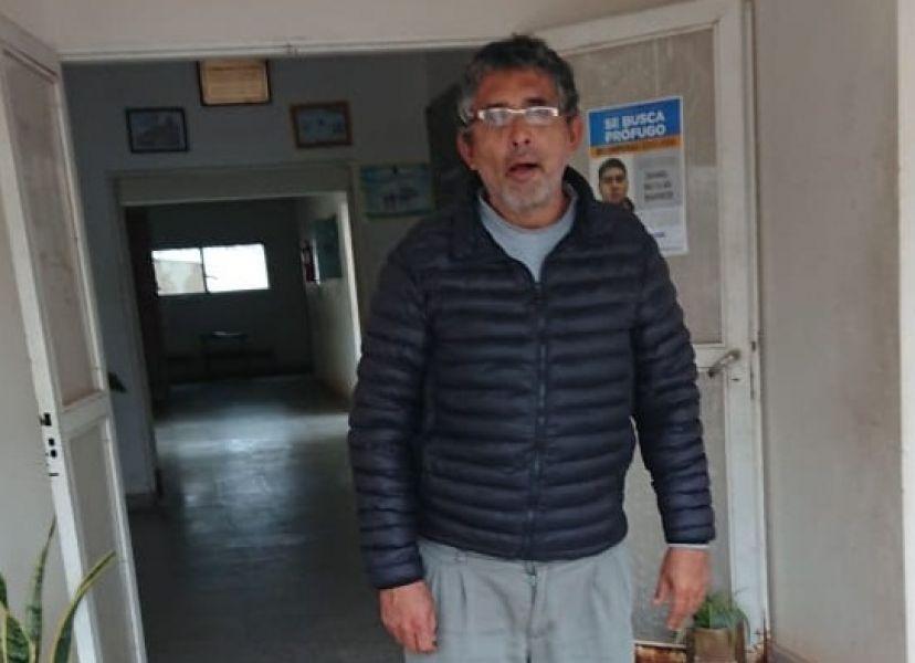 Jorge  Robledo estuvo siete días en prisión y seguirá encausado.