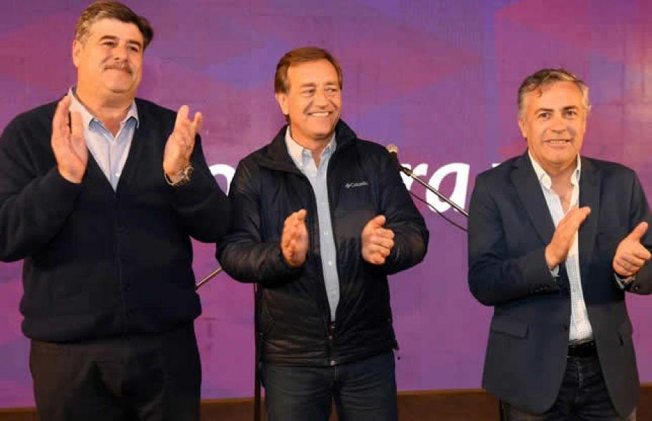 El precandidato Rodolfo Suárez (UCR) se consagró en la interna frente al PRO.