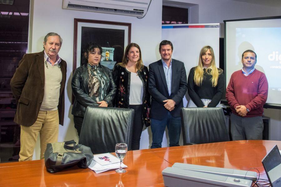 Municipalidad y la empresa Telecom informaron que para postularse los interesados deberáningresar a www.digitalers.com.ar hasta el 24 de junio.