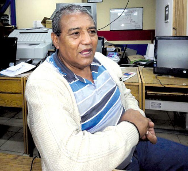 """Rodolfo Cardozo señaló que lo expresado por Rodolfo Serrano de la Fundación Azul, """"no lo representa""""."""