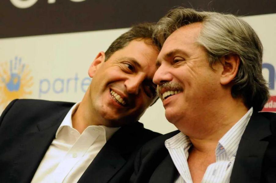 Se habla que podría haber una PASO entre Fernández y Massa para definir la fórmula del peronismo.