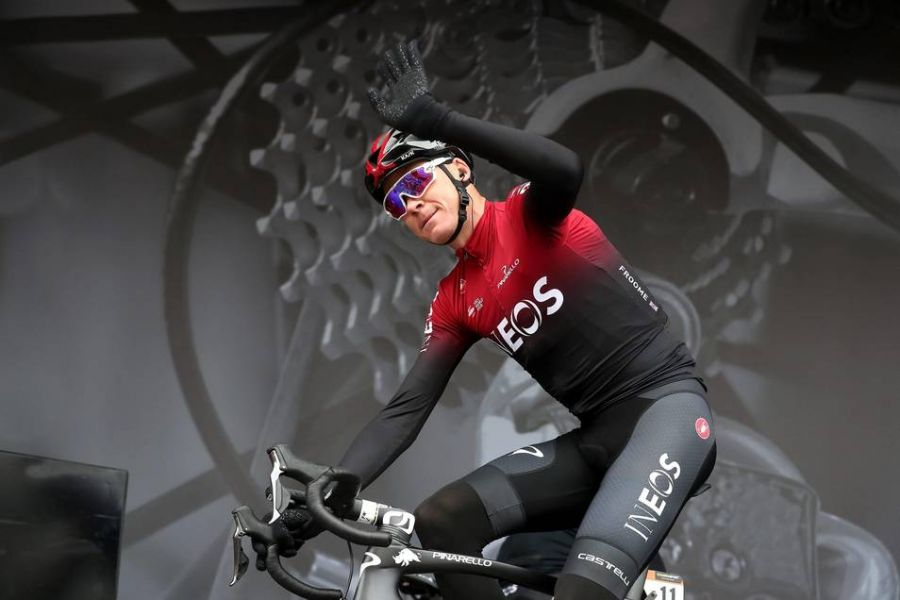 Chris Froome no podrá ir por si quinto triunfo en el Tour de Francia.