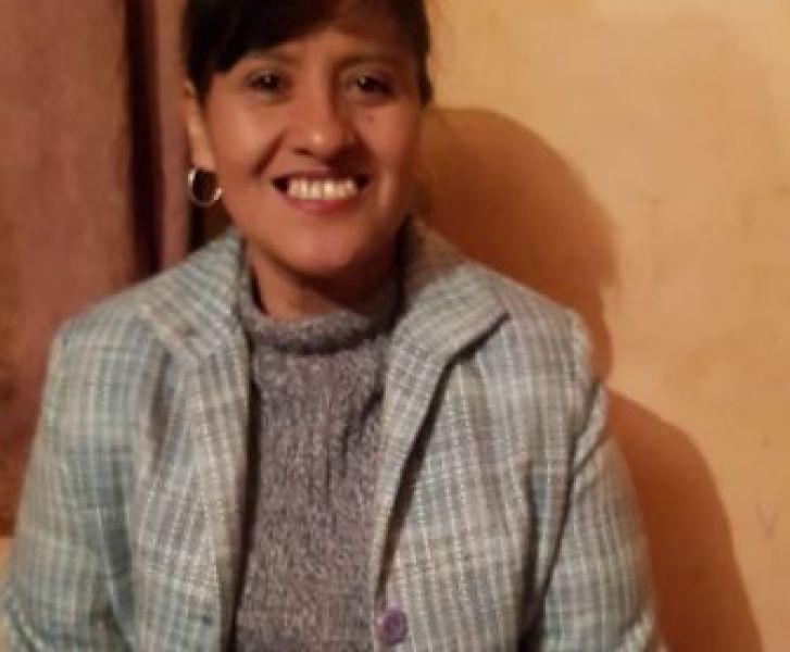 La concejala Lidia Funes quiero hacer valer el derecho constitucional y que se respete la Ley de Cupo Femenino en Rosario de Lerma.