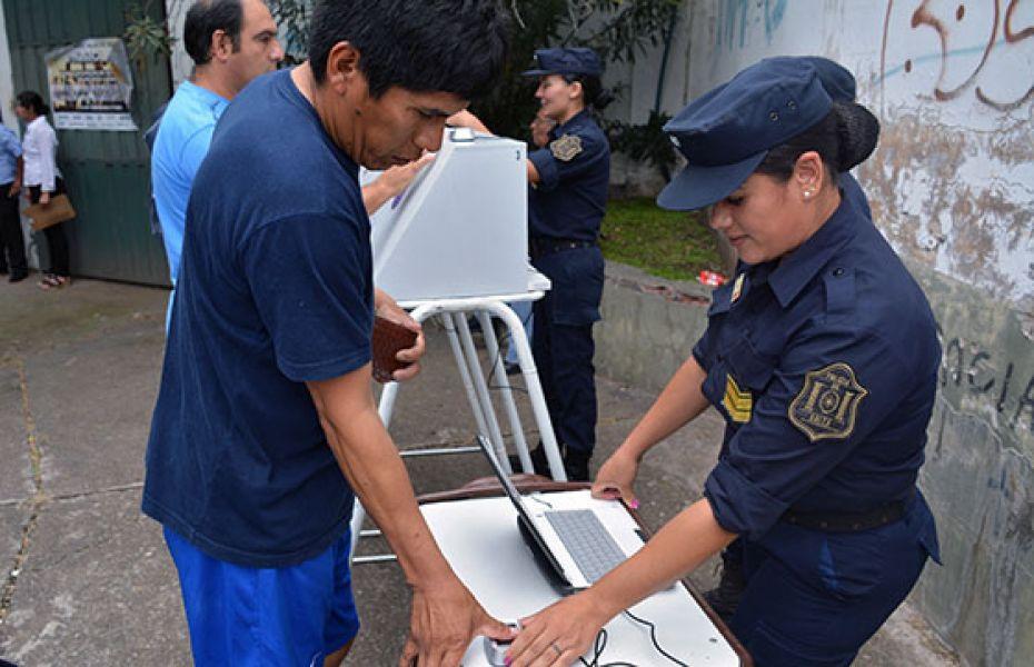 La policía hará rigurosos controles.    (Imagen ilustrativa).