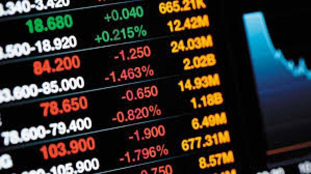 El balance general de empresas arrojó 48 alzas, 37 bajas y diez papeles sin cambios