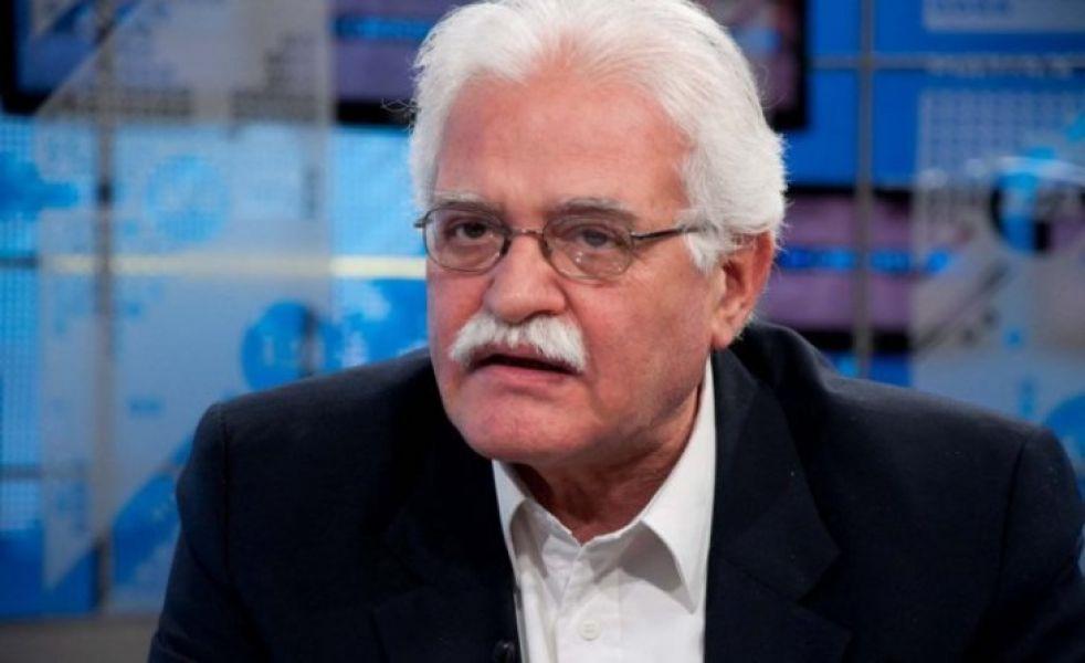 """Se definía como un """"peronista de toda la vida"""", Aldo Pignanelli presidió el Banco Central durante parte del gobierno de Duhalde."""