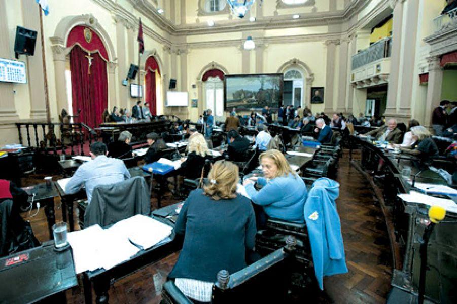 Una nueva sesión concretará hoy la Cámara de Diputados de Salta.
