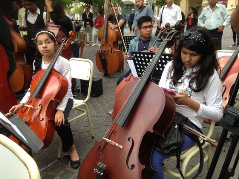 """La Orquesta Sinfónica Infantil vuelve al escenario de la Casa de la Cultura con el concierto """"Clásicos Populares"""", el miércoles 19 de junio."""