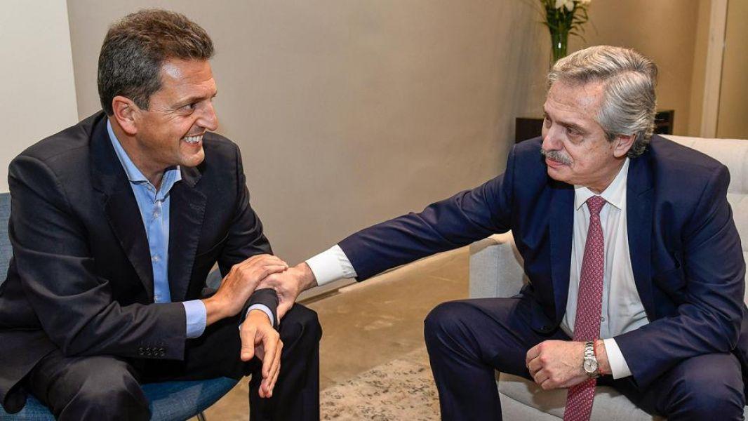 Sergio Massa, candidato a diputado del Frente de Todos, encabezará la boleta de la fórmula Fernández-Fernández en la provincia de Bs. As.
