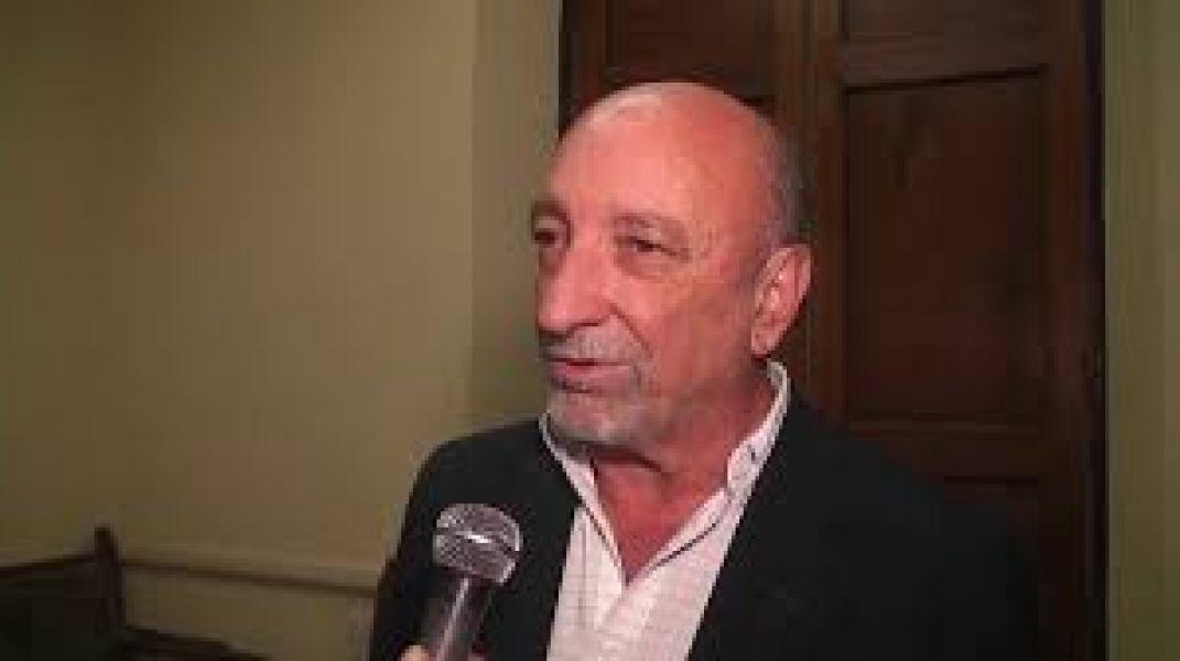 Roque Mascarello, titular del Ministerio de Salud Pública de la provincia de Salta